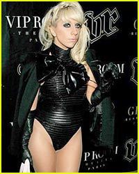 Lady GaGa is Bodysuit Bold