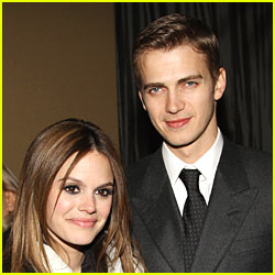 Rachel Bilson &amp; Hayden Christensen - Engaged