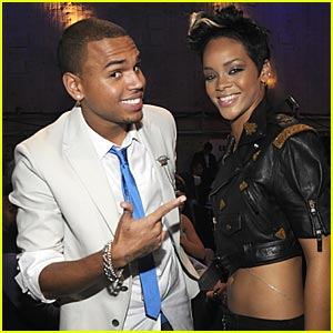 Rihanna & Chris Brown Reunite