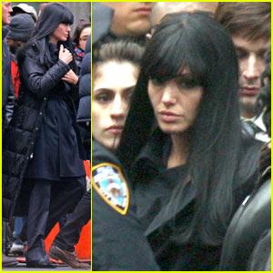 Angelina Jolie is Evelyn A. Salt