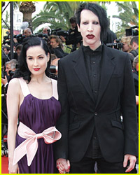 Marilyn Manson Wants Dita Von Teese Back