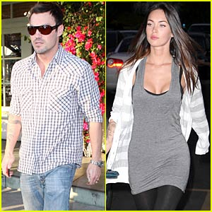 Megan Fox & Brian Austin Green: It's a Shore Thing!