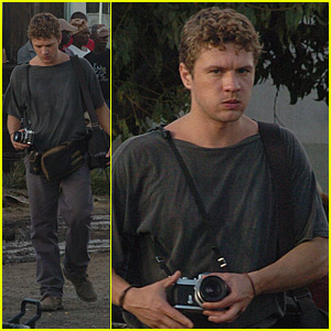 Ryan Phillippe Begins The Big Bang Club