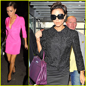 Victoria Beckham is Scotts Sexy