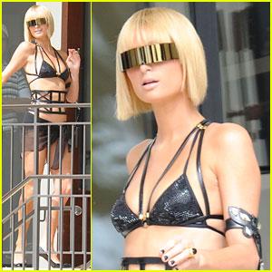 Paris Hilton: Beam Me Up!