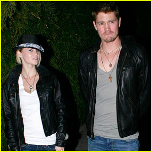Chad Michael Murray & Kenzie Dalton: Koi Couple