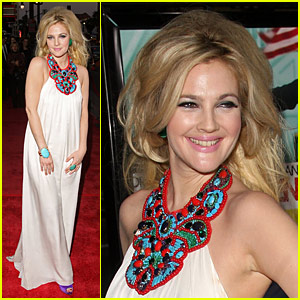 Drew Barrymore is Andrew Gn Genuine