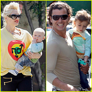 Gwen Stefani Has A Whole Foods Family