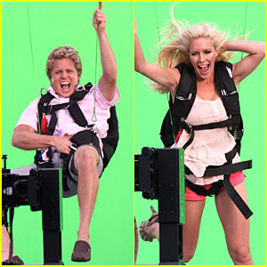 Heidi Montag is All Strung Out
