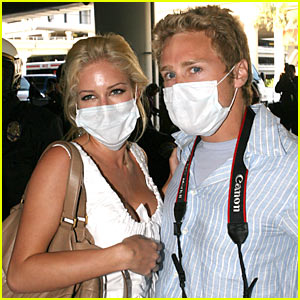 Heidi Montag &#038; Spencer Pratt: Masked Newlyweds