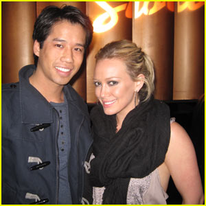 Hilary Duff Launches Twitter Account