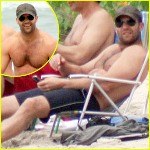 Jason Statham is Brazil Buff