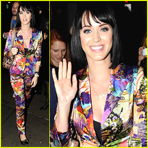 Katy Perry Fills Up The Fillmore