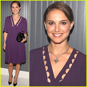 Natalie Portman Launches Makingof