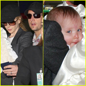 Nicole Kidman & Keith Urban: LAX Lovers