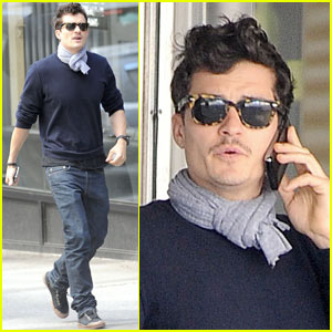 Orlando Bloom: North Carolina, Here I Come!