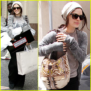 Rachel Bilson: Bless You, Jimmy Choo