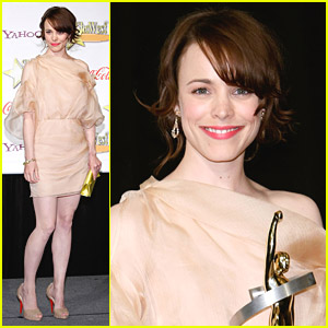 Rachel McAdams: Female Star of the Year