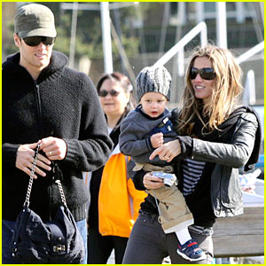 Gisele Bundchen &#038; Tom Brady: Canada Couple!