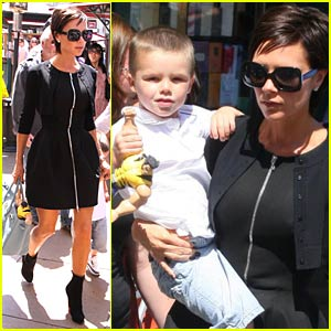 Victoria Beckham is a Wolverine Woman