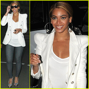 Beyonce Knowles Knows Her Nightclubs