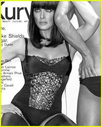 Brooke Shields is Kruv Crazy