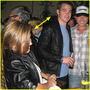 Chris Pine & Audrina Patridge Couple Up?