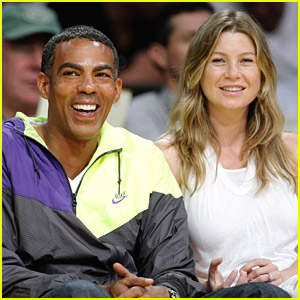 Ellen Pompeo is Big on Basketball