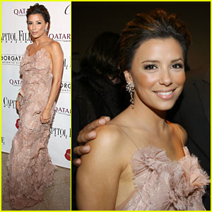 Eva Longoria Hits White House Correspondents Dinner