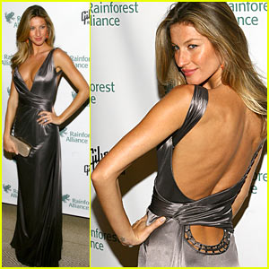 Gisele Bundchen is Rainforest Alliance Ravishing