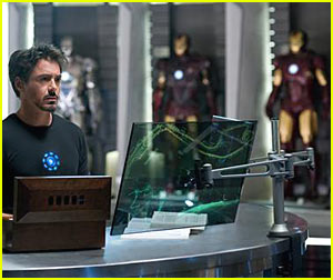 Iron Man 2 -- FIRST LOOK!