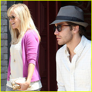 Jake Gyllenhaal & Reese Witherspoon: Memorial Day Madness