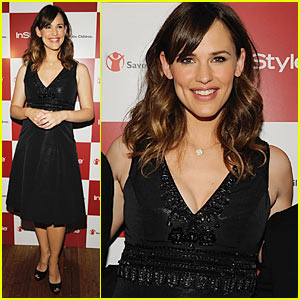 Jennifer Garner Celebrates InStyle Cover Girl Status