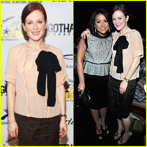 Julianne Moore Honors TS Alliance Supporters