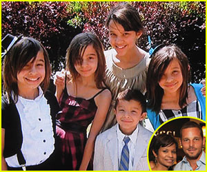 Justin Chambers' Kids Are So Cute