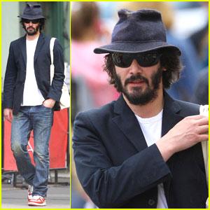 Keanu Reeves is Mr. Jekyll