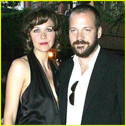 Maggie Gyllenhaal & Peter Sarsgaard Get Married