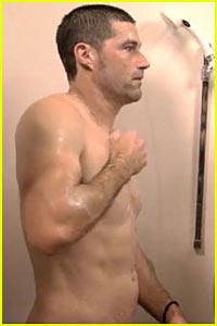 Matthew Fox & Jimmy Kimmel: Shower Buddies