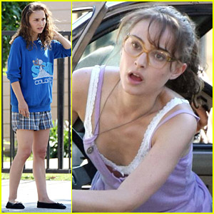 Natalie Portman Is Hot In Hesher