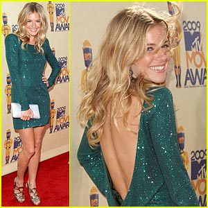 Sienna Miller - MTV Movie Awards 2009