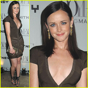 Alexis Bledel Loves American Art