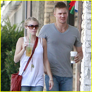 Chad Michael Murray & Kenzie Dalton: Starbucks Saturday