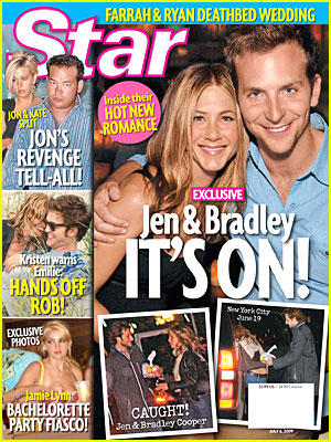 Jen &#038; Bradley: IT'S ON!