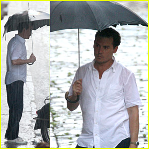 Johnny Depp: Rain Rain Go Away