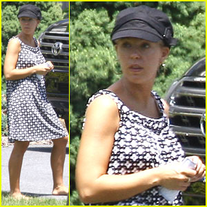 Kate Gosselin Bottles It Up