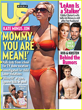 Kate Gosselin: US Weekly Cover Favorite!