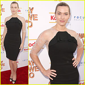 Kate Winslet: Away We Go!