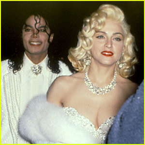Madonna: Crying Over Michael Jackson