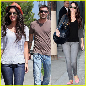 Megan Fox & Brian Austin Green: Still Going Strong!