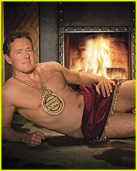 Piers Morgan: Buck Naked For Burger King
